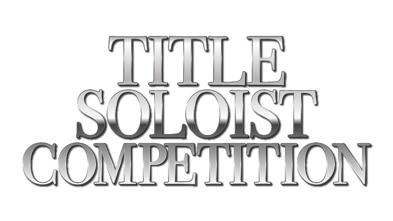 Title Soloist Competition