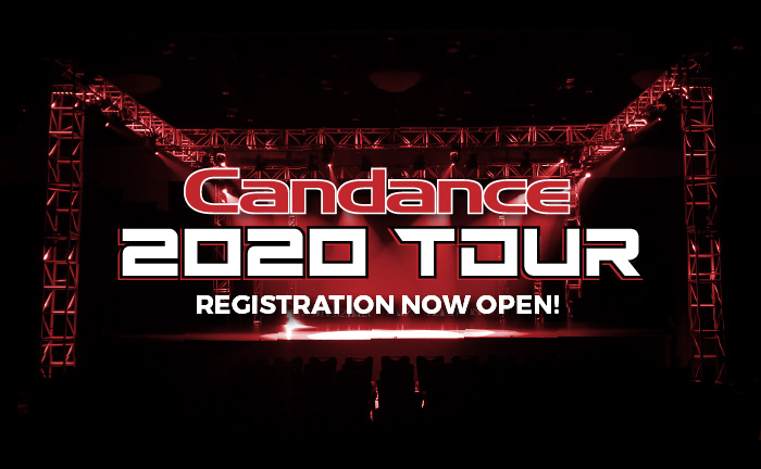 2020 Tour – Candance Competition