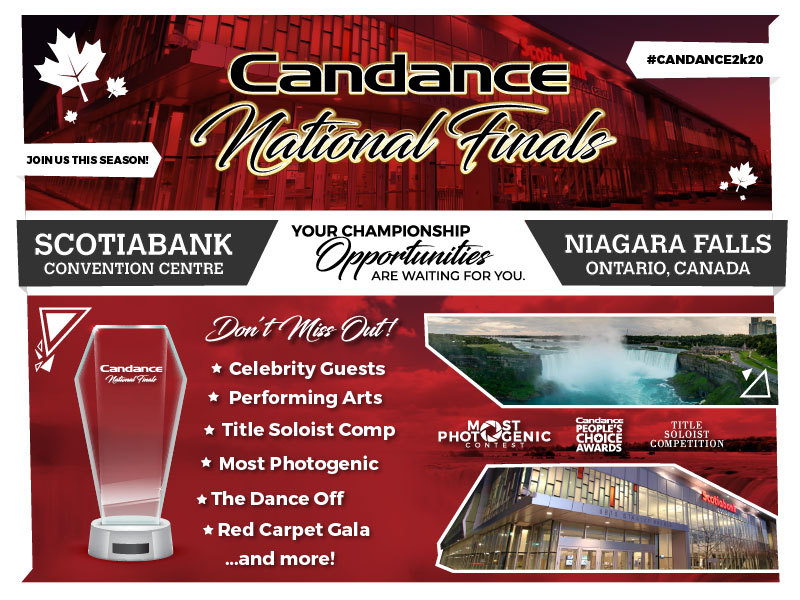 Nationals – Candance Competition